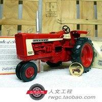 Чехол фармолл 806 трактор Винтаж фермы модели автомобиля сплав Ограниченная серия подарки акт Эртл