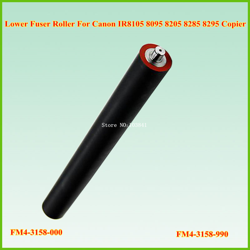 FM4-3158-000 FM4-3158-990 Compatible Lower Fuser Roller for