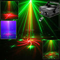 New Model Mini Blue Led Red Green 18 Patterns Laser Projector Remote DJ Lighting Dance Xmas Bar Disco Home Party Light Show L18