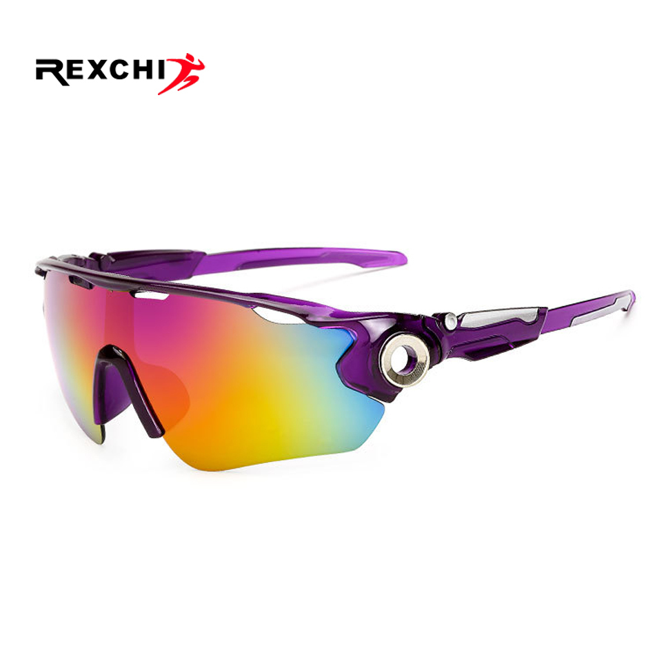 Outdoor Sports Cycling Bike Fishing Goggles Eyewear Glasses Sunglasses UV400