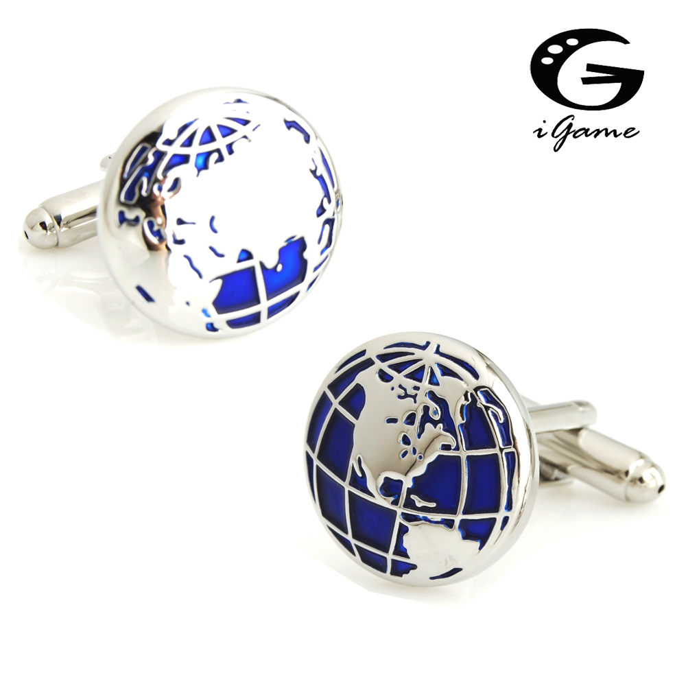 ᐂNueva llegada de la vendimia gemelos azul mundo Mapas Globos ...