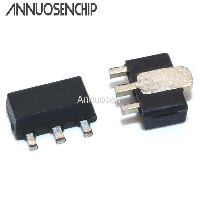 10PCS XC6206P252PR SOT-89 XC6206P252 SOT 6206A free shipping