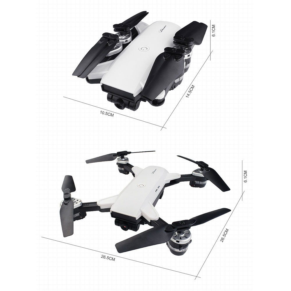 lensoul 2.4GHz 4 Channel 6-Axis Drone Gyro WiFi FPV HD 2.0MP Wide Angle Camera Altitude Hold Remote Foldable Quadcopter Gift принтер brother pj 762