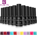 KADS 6pcs/set 7ml Gel Nail Polish Prefect Colors offer 11 style design for choose for lucky gel polish nail gel set