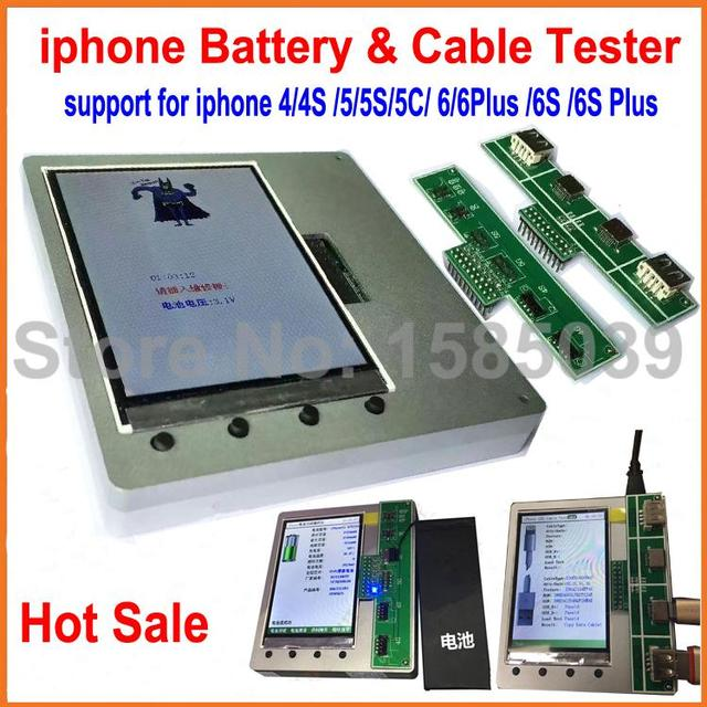 apple iphone battery tester
