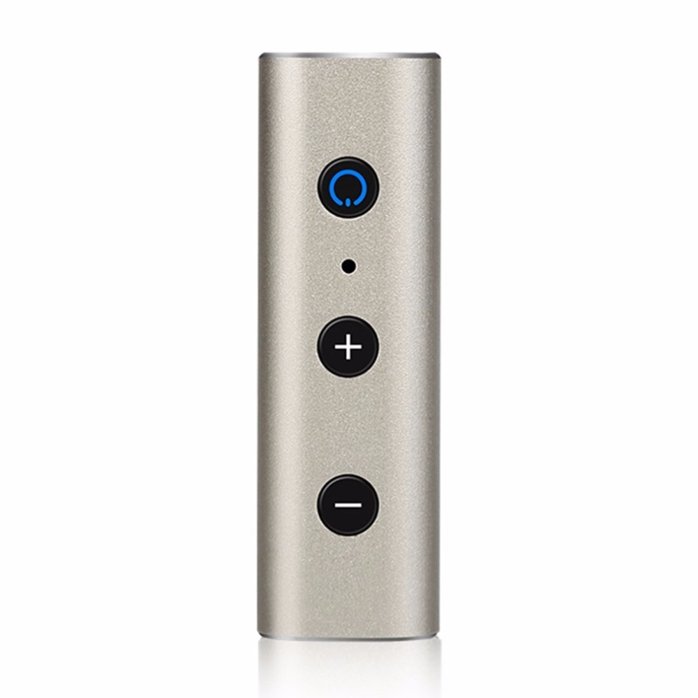 Bluetooth Receiver Universal 3.5mm Wireless Music Audio Receiver Adapter Hands-free for NO BT Function Wired Headphone