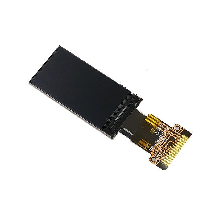 IPS-дисплей 0,96 дюйма TFT жк-дисплей экран 80*160 ST7735 привод IC 3,3 в 13PIN SPI HD полноцветный для arduino жк-модуль 80x160
