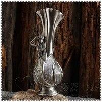 ファッション金属花家具tinwaresロシアで家の装飾ヴィンテージtimpanumsカウンターの小さな花