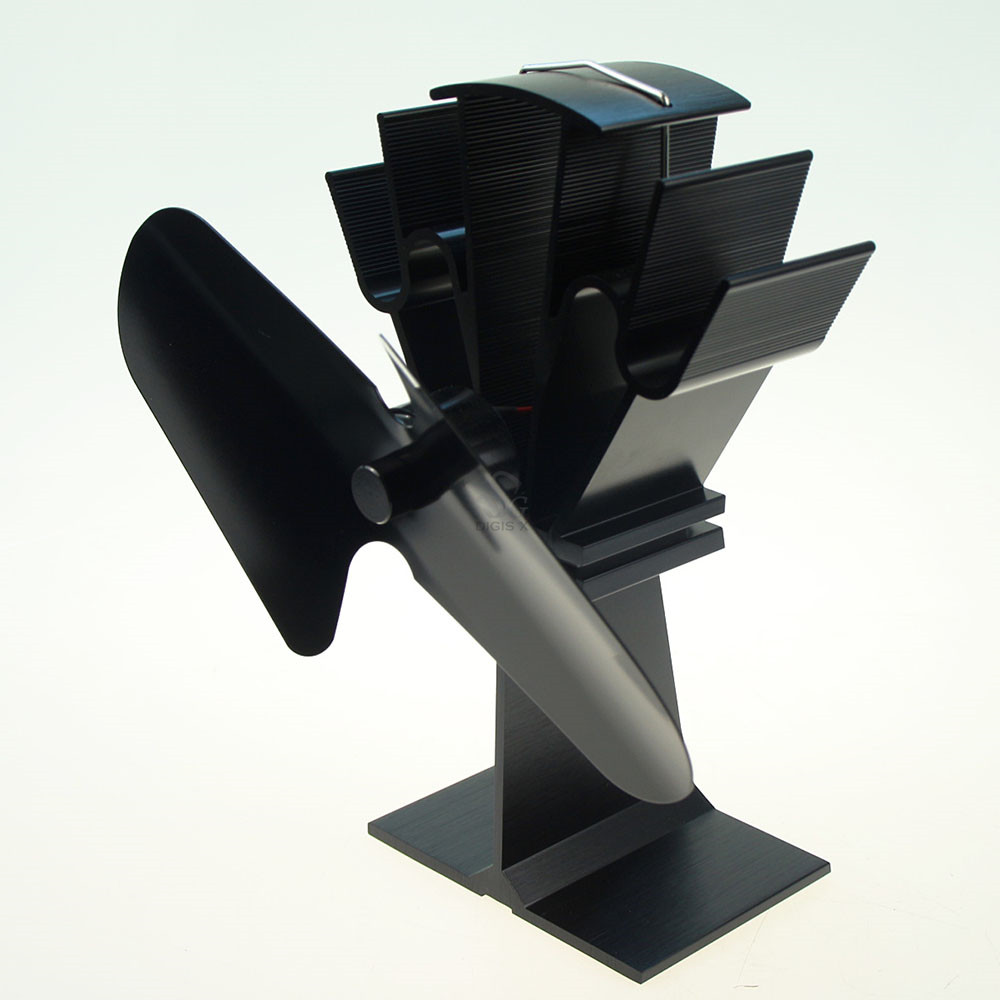 Free shipping sf 112 ecofan eco friendly heat powered for Eco friendly heaters
