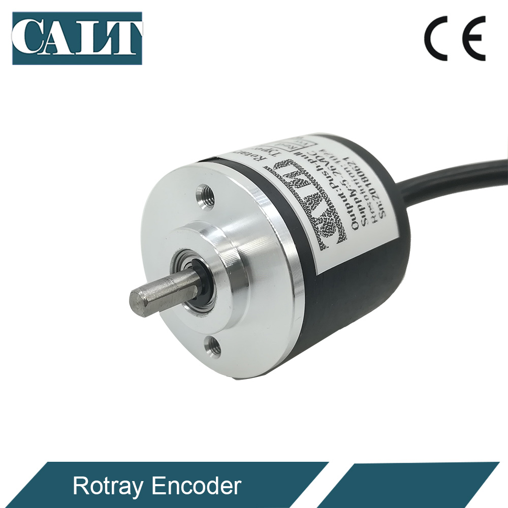 Calt Ghs30 4 Push Pull Output Signal 1000 Pulse Mechanical Rotary Counter Further Relay Circuit On Wiring Diagram 30mm Incremental Shaft Encoder In Level Measuring Instruments From Tools
