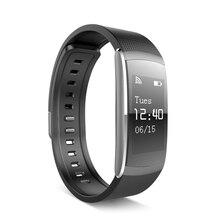 Оригинальный iwown I6 Pro браслет умный браслет вызова сообщение напоминание монитор сердечного ритма фитнес-трекер поддержка Andriod IOS