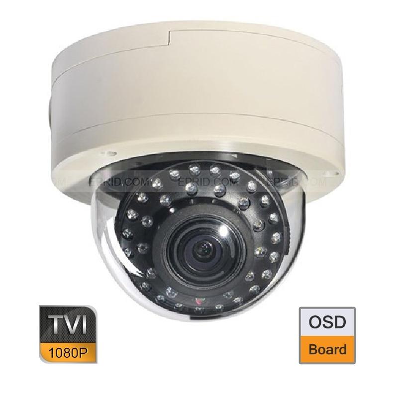 24 ADET HD TVI 2MP 1080 P Vandal Proof Dome Kamera 2.8-12mm Varifocal Lens OSD Kurulu24 ADET HD TVI 2MP 1080 P Vandal Proof Dome Kamera 2.8-12mm Varifocal Lens OSD Kurulu