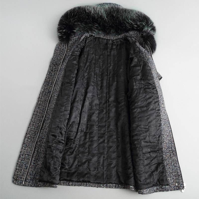 À Zt951 Laveur Raton Laine 2018 Color Chien Automne Capuche Femme Coréenne Hiver Réel Vintage Vêtements Femmes Picture Fourrure De Veste Manteau YUSqY8w