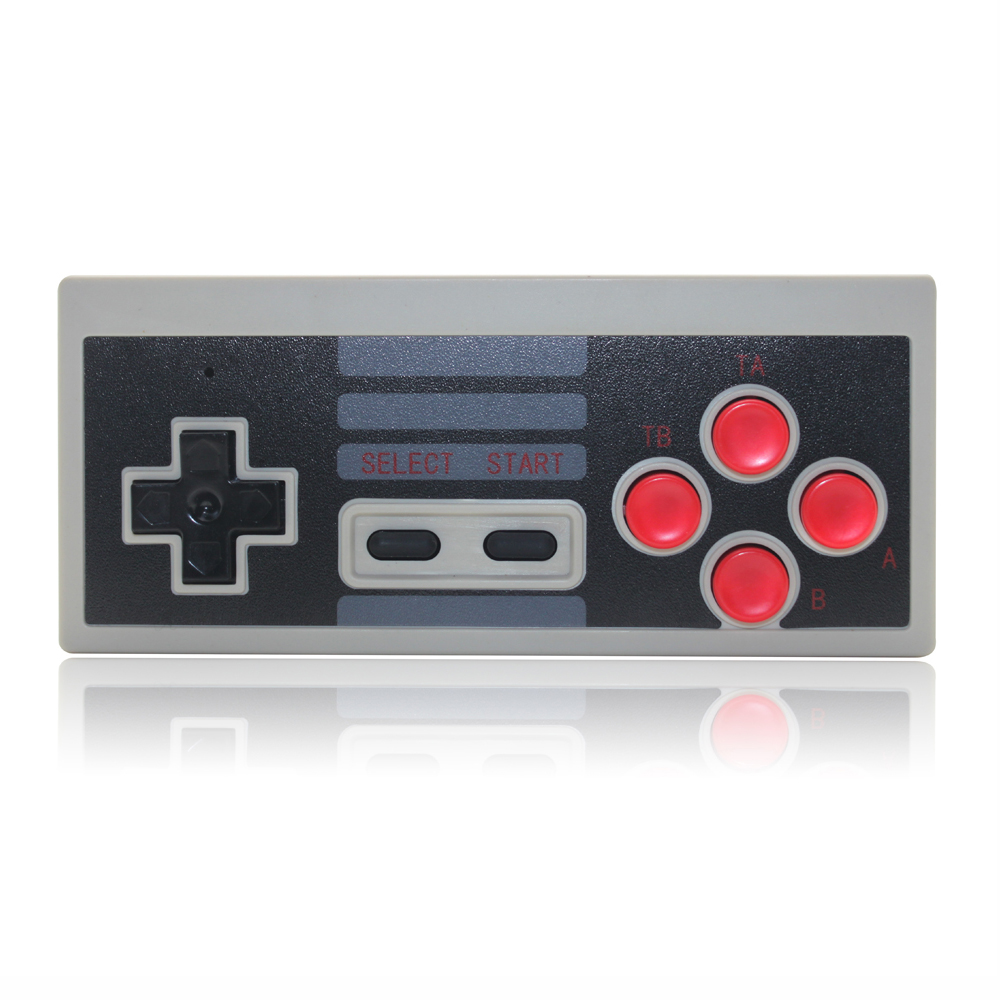 For Nintendo NES Mini Classic Edition Wireless Gaming Controller joystick Gamepad for Nintend for NES with Receiver