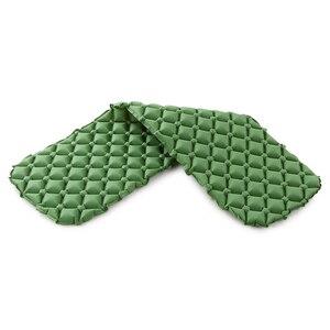 Image 4 - Matelas gonflable de pique nique de matelas dair de tapis de plage avec le coussin de sac de couchage doreiller