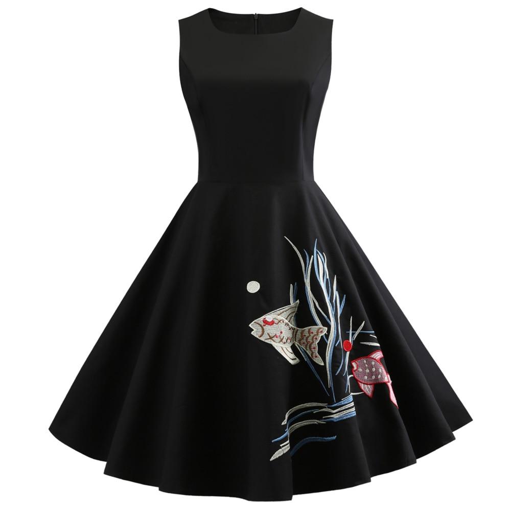 Vintage kleid 44