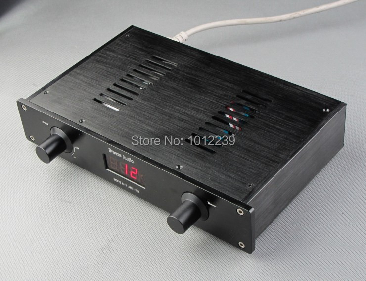 hot sale 50W+50W amp machine/PGA2311 desktop remote amplifier + SK3875 цены