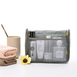 Image 4 - 샤오미 Mijia 90Fun 여행 가방 휴대용 나일론 패브릭 발수 대형 U 모양의 오프닝 디자인 하프 넷 스토리지 가방