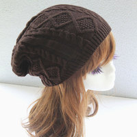 5d18141c2cb ... Caps Twist Pattern Women Winter Hat Knitted Sweater Fashion beanie Hats  For Women 6 colors gorros Y1 Q1. Out Of Stock. 🔍 Previous. Next. Previous.  Next