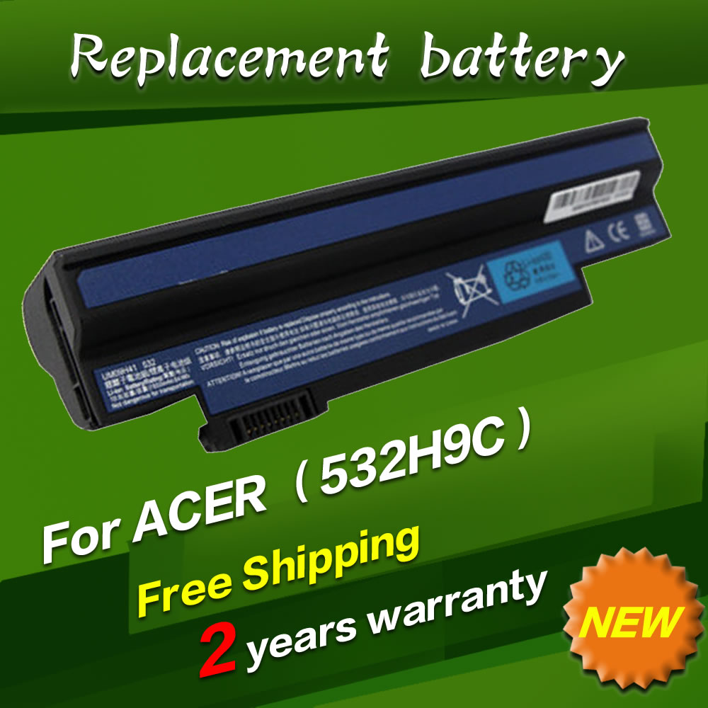 JIGU Laptop <font><b>Battery</b></font> For Acer AO532h-2Bs AO532h-CPK11 One 532h-2223 LT2102n BT.00607.115 FOR <font><b>EasyNote</b></font> Dot S2 Series