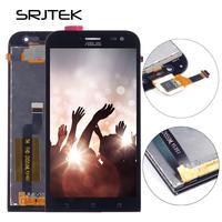 Srjtek For Asus Zenfone Zoom ZX551ML LCD Display Matrix Touch Screen Digitizer Full Assembly Frame For