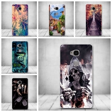 Luxury Phone Case for Huawei Honor 5X Cases Soft TPU Back Pattern Cover for Huawei Honor 5X 5 X Silicon Covers Fashion Shell Bag