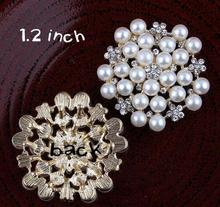 Buy button wedding bouquets and get free shipping on AliExpress.com 066b23f8d610