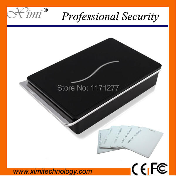 ZK Good quality30000 rfid card capacity TCP/IP SCR100 door lock door access control system zk iface701 face and rfid card time attendance tcp ip linux system biometric facial door access controller system with battery