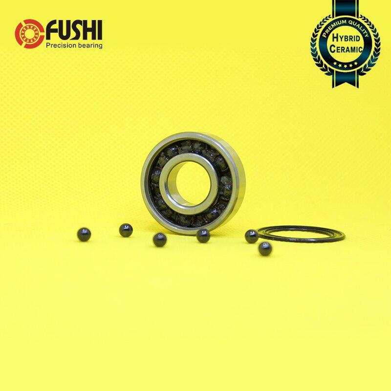 5pcs 6202 Hybrid Bearing 15*35*11 mm ABEC-1  Ball Bearings 6202RS