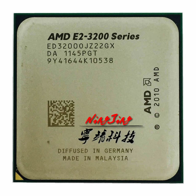 DRIVERS AMD E2-3200 APU DESKTOP PROCESSOR