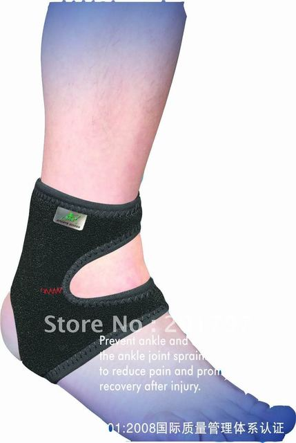 Hot Sell Magic Neoprene  Ankle Support   Ankle protector Ankle Brace Superior flexibility and durability for daily wear