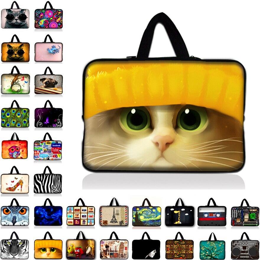 Portable Zipper Soft Liner Sleeve Laptop Bag Notebook Case Computer Bag Cover for 11.6 13.3 1415.6 Macbook Air Pro Retina