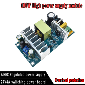 WAVGAT 100-240V do DC 24V 4A 6A zasilacz impulsowy moduł AC-DC Step-down moduł