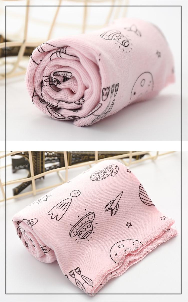 Корейский хлопковый детский шарф, снуд с рисунком, клетчатые шарфы с кольцами для девочек, зимний теплый снуд для мальчиков, детский снуд