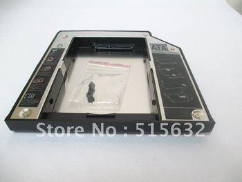New 2nd SATA Hard Drive Bay Caddy 12.7MM for R400 R500 W520 W700