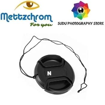 10 sztuk partia osłona obiektywu dla nikon przednia pokrywa obiektywu Snap-on pokrywa 49mm 52mm 55mm 58mm 62mm 72mm 77mm tanie i dobre opinie Mettzchrom lens-cap-n