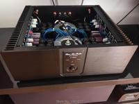 YS audio KSA100 чистый Мощность усилитель HIFI EXQUIS 2x трансформатор 265 Вт + 265 Вт KSA100 MJW0302 MJW0281 чип Amp A 2001B