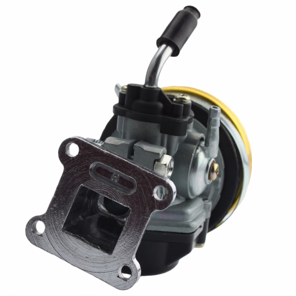 GOOFIT Carburetor with Air Filter for 2 stroke 37cc 39cc air cooled and water cooled mini pocket bike like MTA4 Taotao N090 047 in Carburetor from Automobiles Motorcycles
