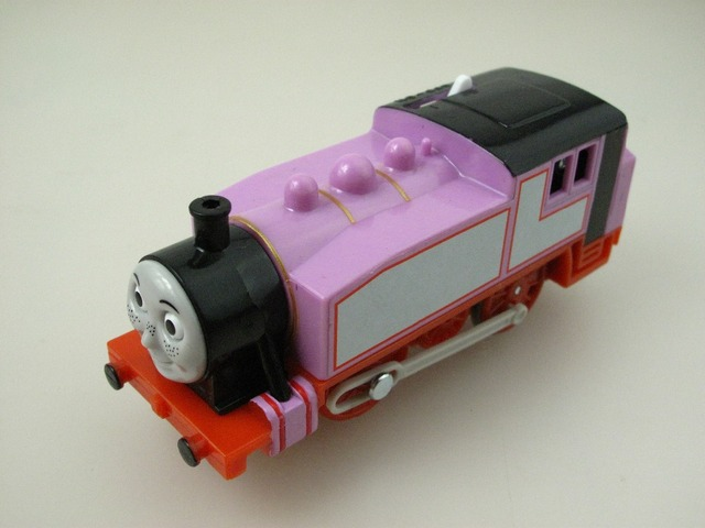 new Electric Thomas and friend Trackmaster engine Motorized train Children child kids plastic toys gift  ROSIE