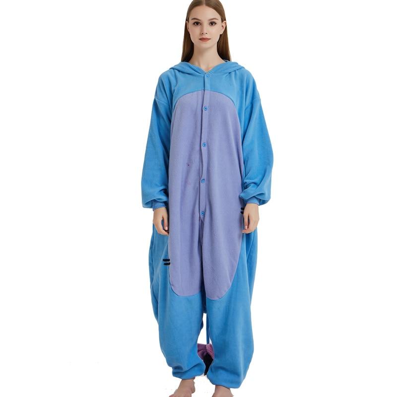 Halloween Cosplay Adult Anime Animal Eeyore Donkey Pajamas One Piece Unisex Onesie Party Costumes Sleepwear Jumpsuit (2)
