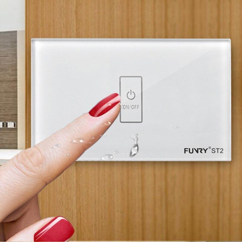 Interruptores e Relés 110-240 v 433 mhz Chip : ev 1527