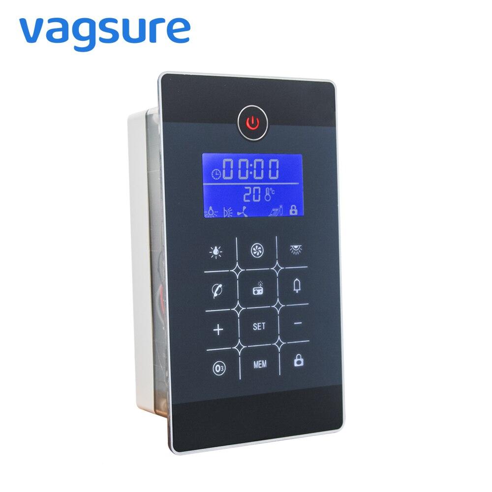 Vagsure 1Pcs Oval Control Panel For Enclosure Shower Cabin ...