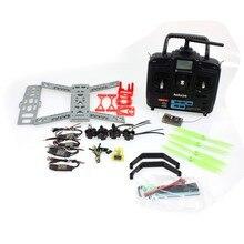 DIY ARF Drone 260 CC3D RC Racer Across Frame RadioLink T6EHP-E Transmitter ESC Motor NO Battery Charger