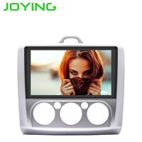 JOYING Octa Core 1 din Android 8,1 автомобильный dvd Радио Видео плеер 4G + 32G 9 дюймов стерео для Ford Focus 2004 2011 wifi BT навигация