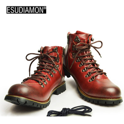 Esudiamon men boots leather japan style top quality motorcycle round toe ankle fashion high cut male.jpg 250x250