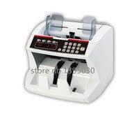 1 pc 110/220 v 전면 로딩 수직 지폐 빌 통화 카운터 현금 계산 기계 돈 계산 기계