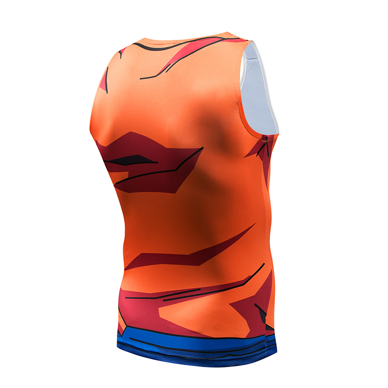 Tank Tops Men Women Vest Naruto Male singlet Anime Tops&Tees Fitness Tight Casual Bodybuilding Sleeveless Summer Cool ZOOTOP BE