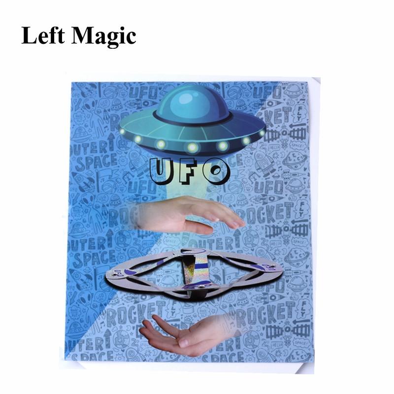 Cartes OVNI tour de magie