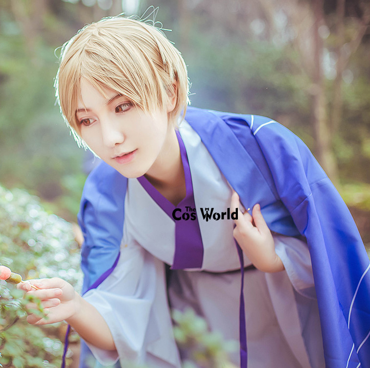 Natsume/'s Book of Friends Takashi Natsume Uniform COS Clothing Cosplay Costume