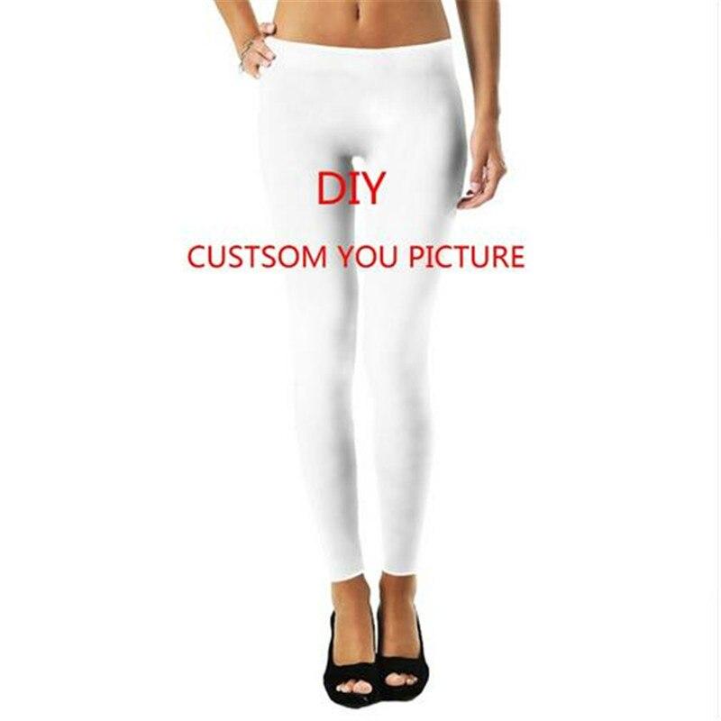 3D Print DIY Custom Design Women   Leggings   Casual Pants plus size S-3XL